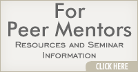 Resources for Peer Mentors