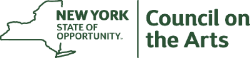 NYS Council on the Arts Logo